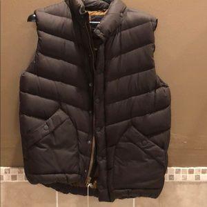 Gap down vest